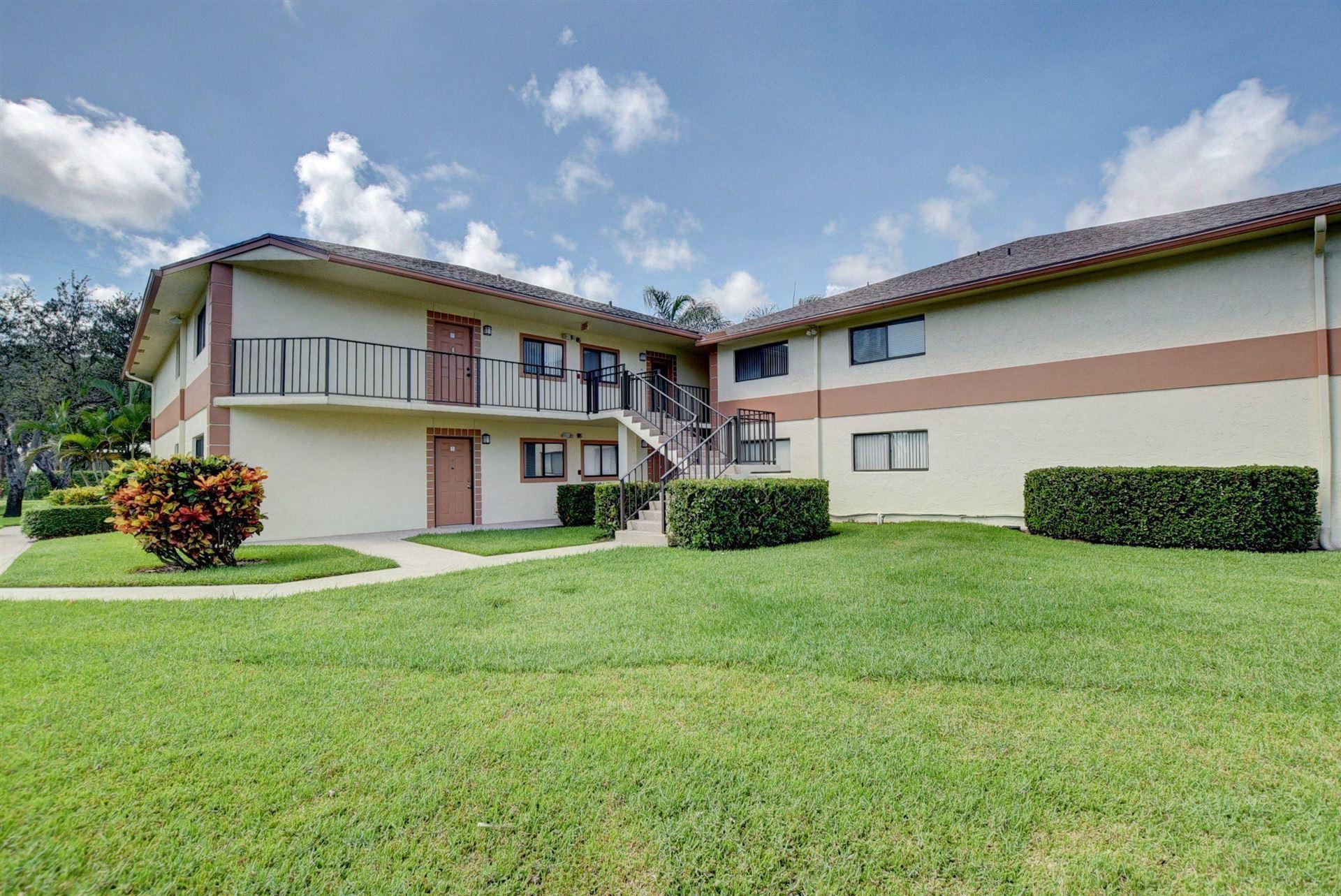 15401 Pembridge Avenue #5, Delray Beach, FL 33484 - MLS#: RX-10720185