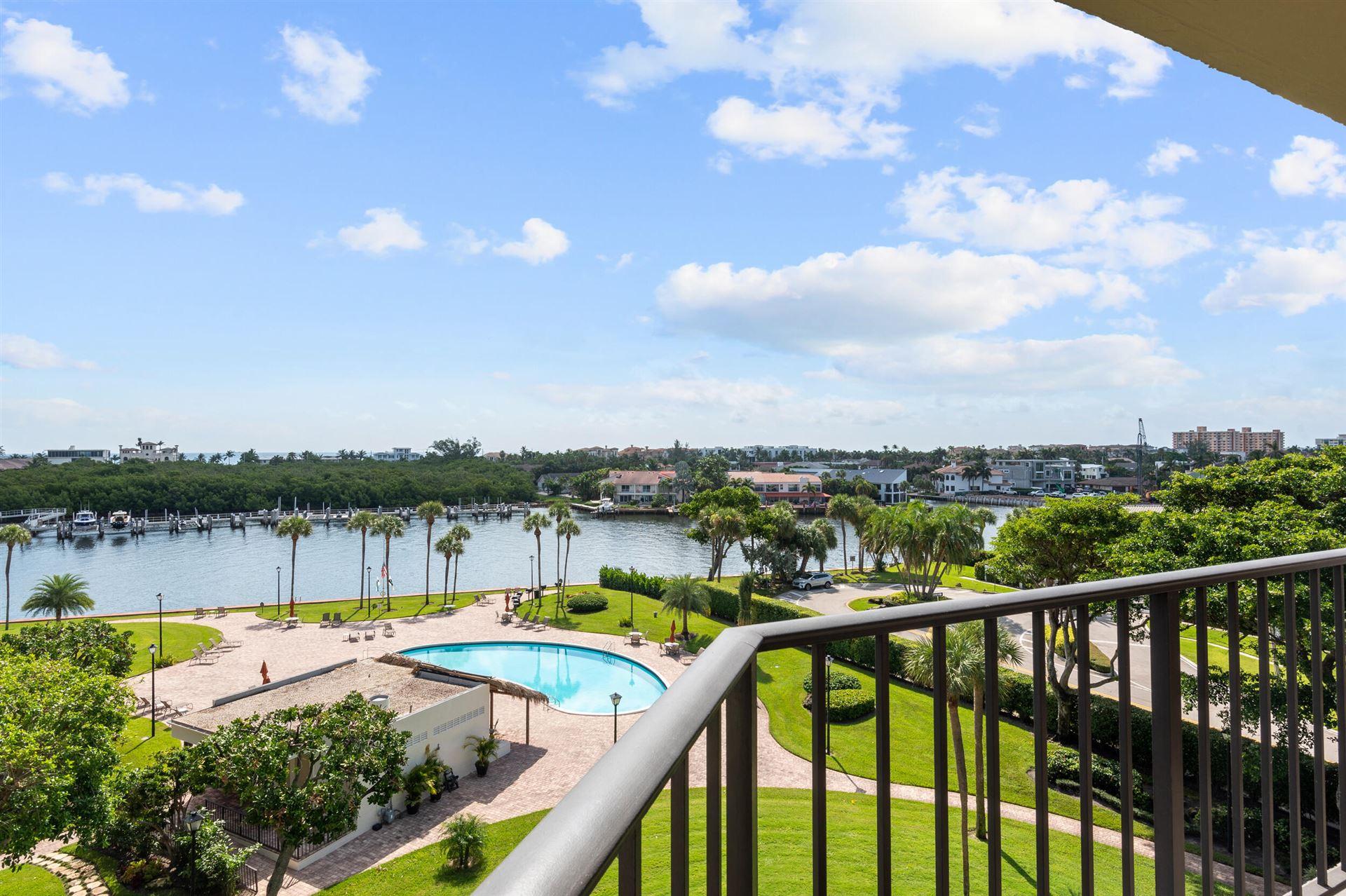 859 Jeffery Street #614, Boca Raton, FL 33487 - MLS#: RX-10744185