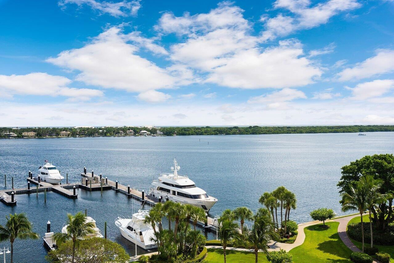 1200 Marine Way #603, North Palm Beach, FL 33408 - #: RX-10748185