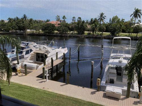 Photo of 240 Captains Walk #515, Delray Beach, FL 33483 (MLS # RX-10715186)