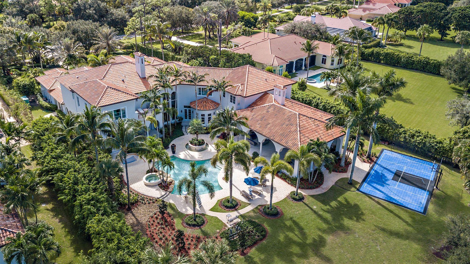 7816 Steeplechase Drive, Palm Beach Gardens, FL 33418 - #: RX-10635186