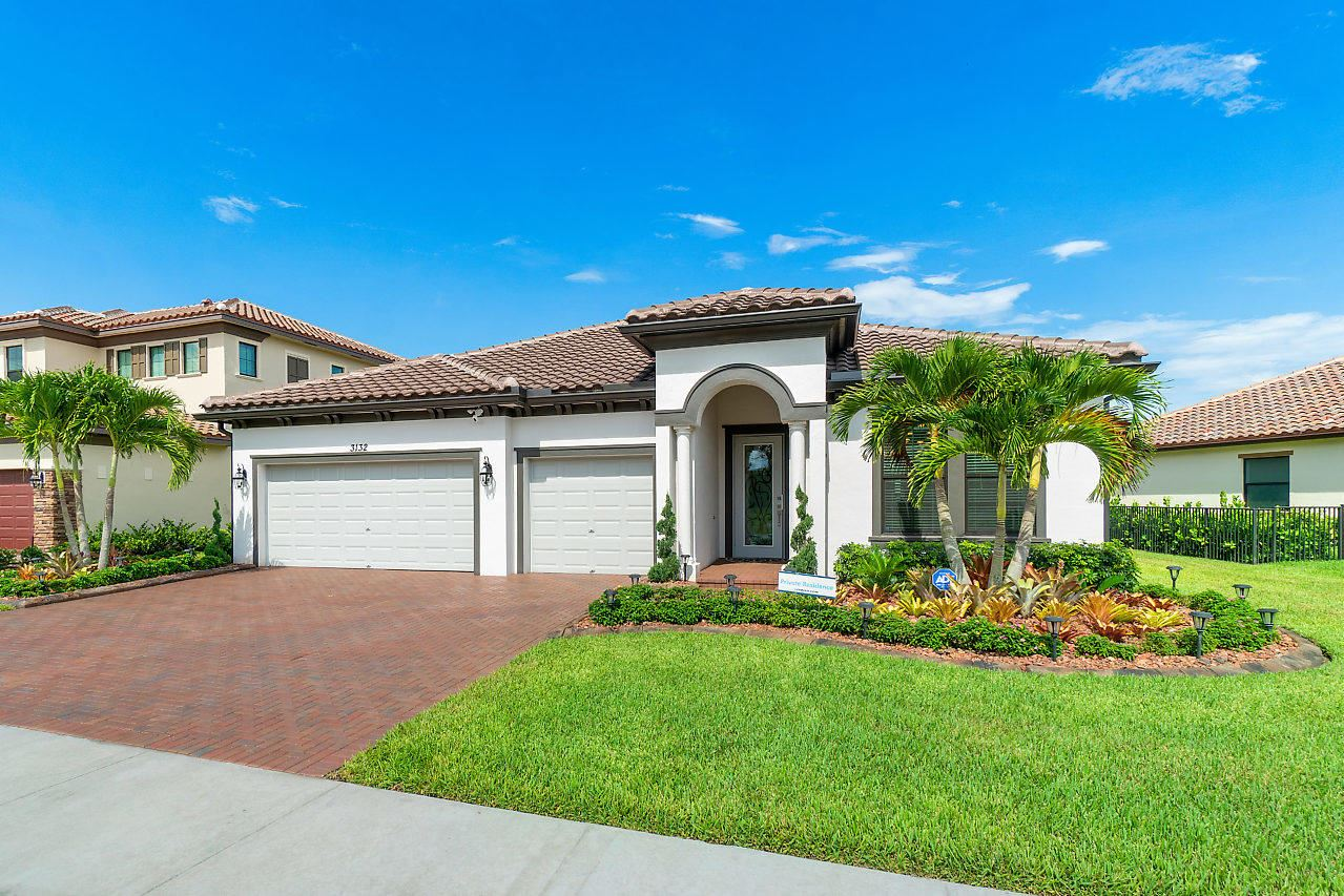 3132 Streng Lane, Royal Palm Beach, FL 33411 - #: RX-10637186
