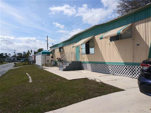 Photo of 2023 Saint Lucie Boulevard #190, Fort Pierce, FL 34946 (MLS # RX-10610187)