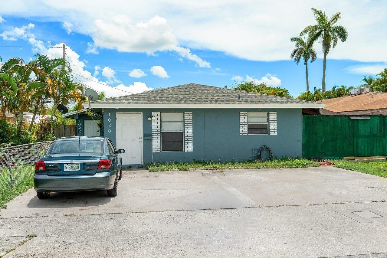 1020 Green Street, West Palm Beach, FL 33405 - #: RX-10723187