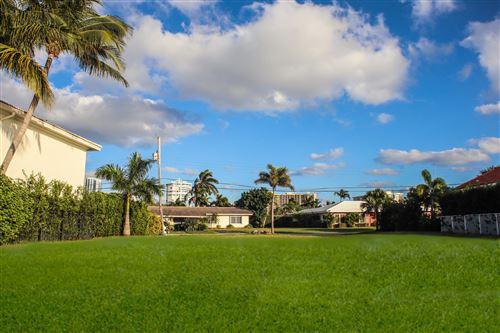 Photo of 1725 Blue Water Ter Terrace N, Lauderdale By The Sea, FL 33062 (MLS # RX-10713188)