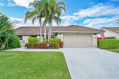 Photo of 6003 Sunberry Circle Circle, Boynton Beach, FL 33437 (MLS # RX-10755188)