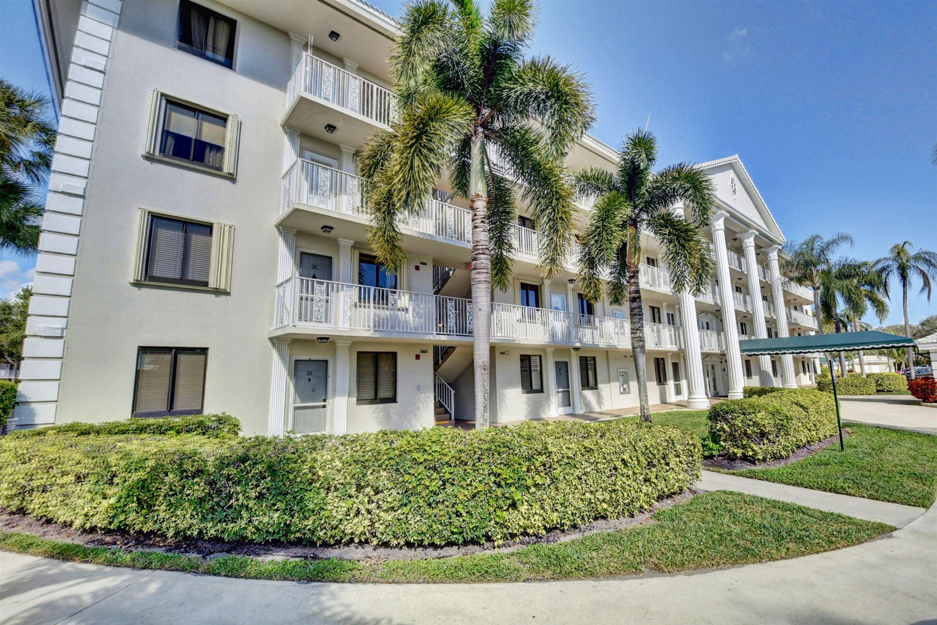 6193 Balboa Circle #201, Boca Raton, FL 33433 - #: RX-10692188