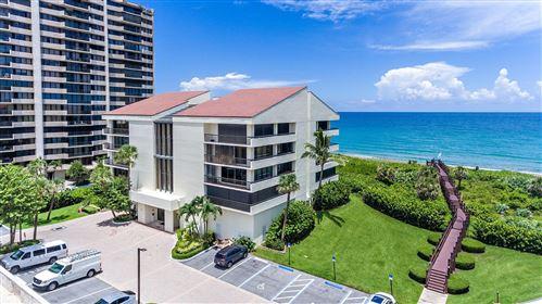 Photo of Listing MLS rx in 4050 N Ocean Drive #1-101 Singer Island FL 33404