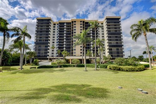 Photo of 3420 S Ocean Boulevard #9-0, Highland Beach, FL 33487 (MLS # RX-10650189)