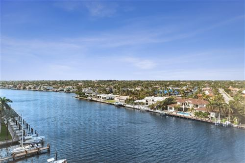 Photo of 3212 S Ocean Boulevard #1002-A, Highland Beach, FL 33487 (MLS # RX-10683189)