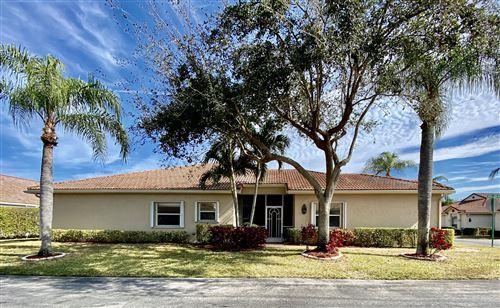 Photo of 2735 Quaking Leaf Lane, Boynton Beach, FL 33436 (MLS # RX-10685189)
