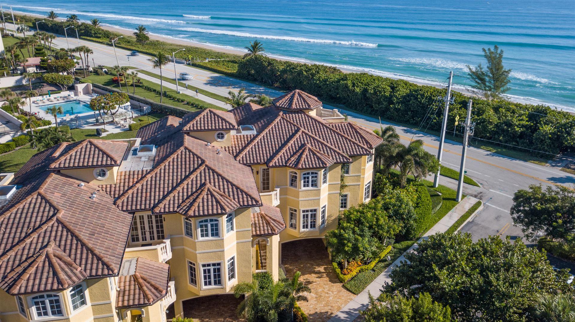 2601 N Ocean Boulevard #A, Boca Raton, FL 33431 - #: RX-10582189