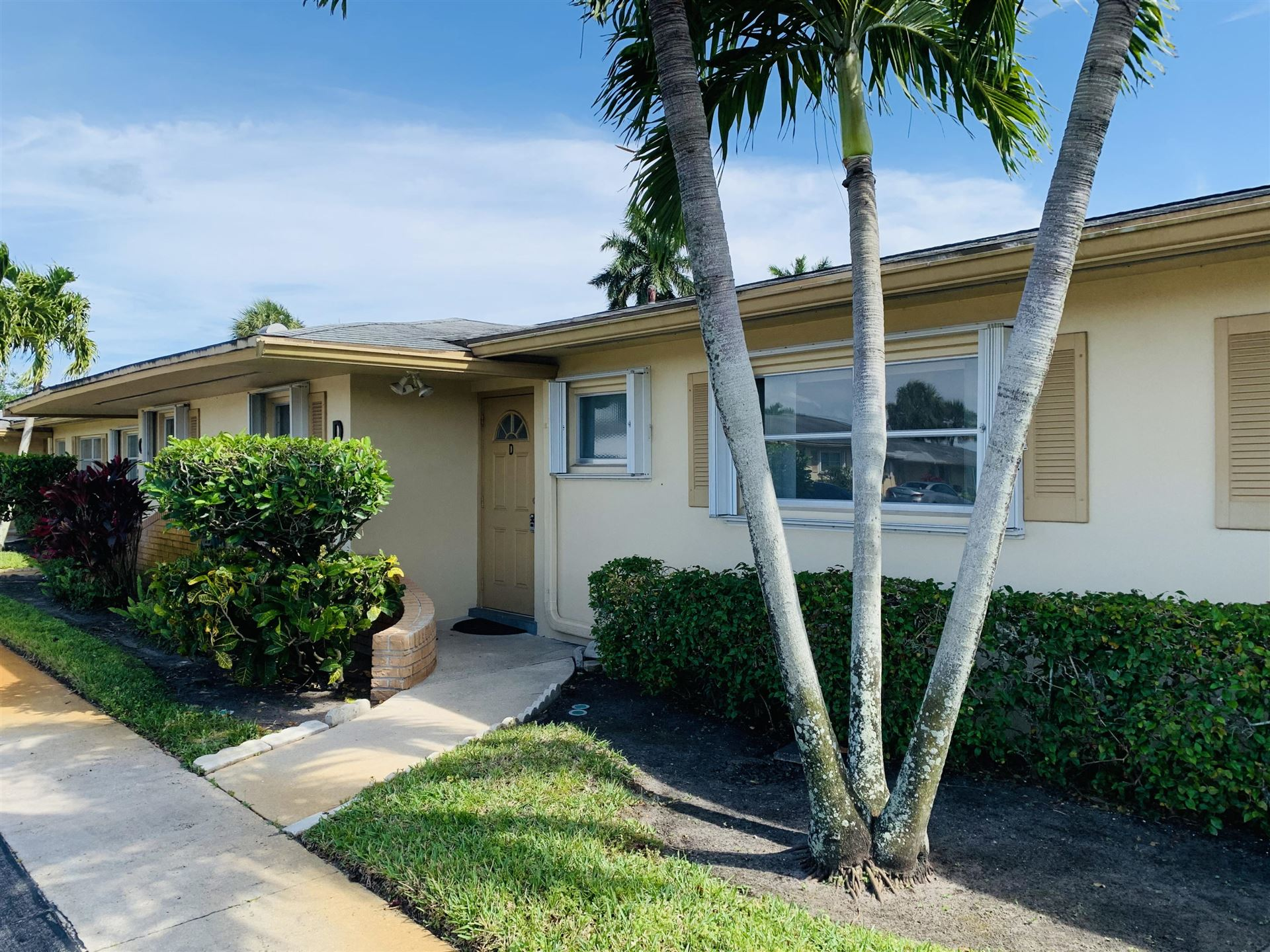 2601 Barkley Drive W #D, West Palm Beach, FL 33415 - #: RX-10688189