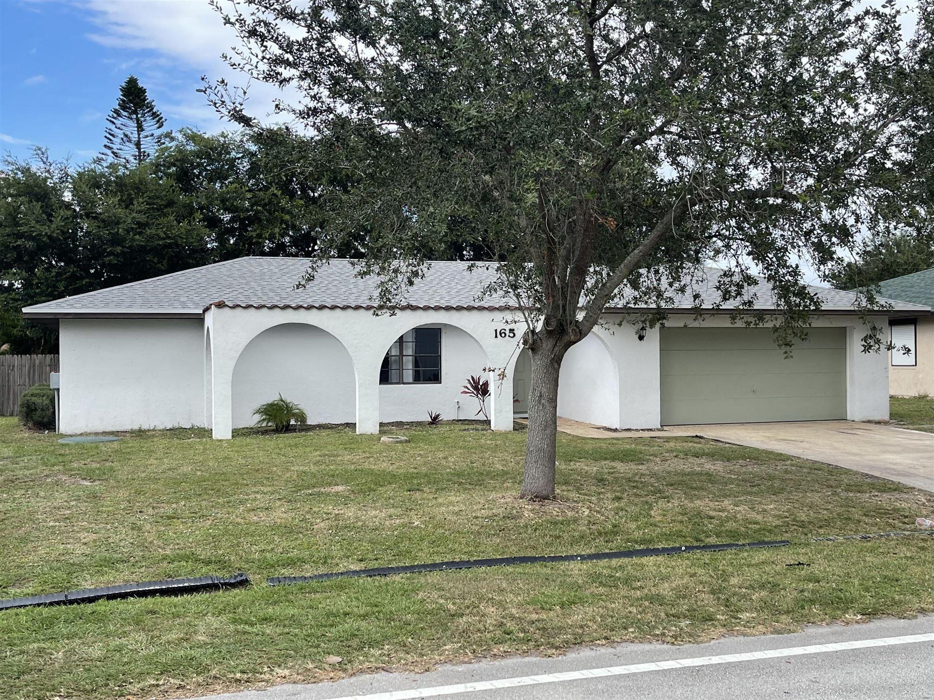 165 SE Lakehurst Drive SE, Port Saint Lucie, FL 34983 - MLS#: RX-10754189