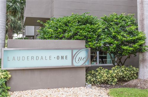 Photo of 2421 NE 65th Street #611, Fort Lauderdale, FL 33308 (MLS # RX-10631190)