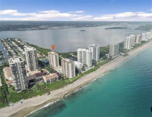 Photo of 4200 N Ocean Drive #2-1801, Riviera Beach, FL 33404 (MLS # RX-10754190)