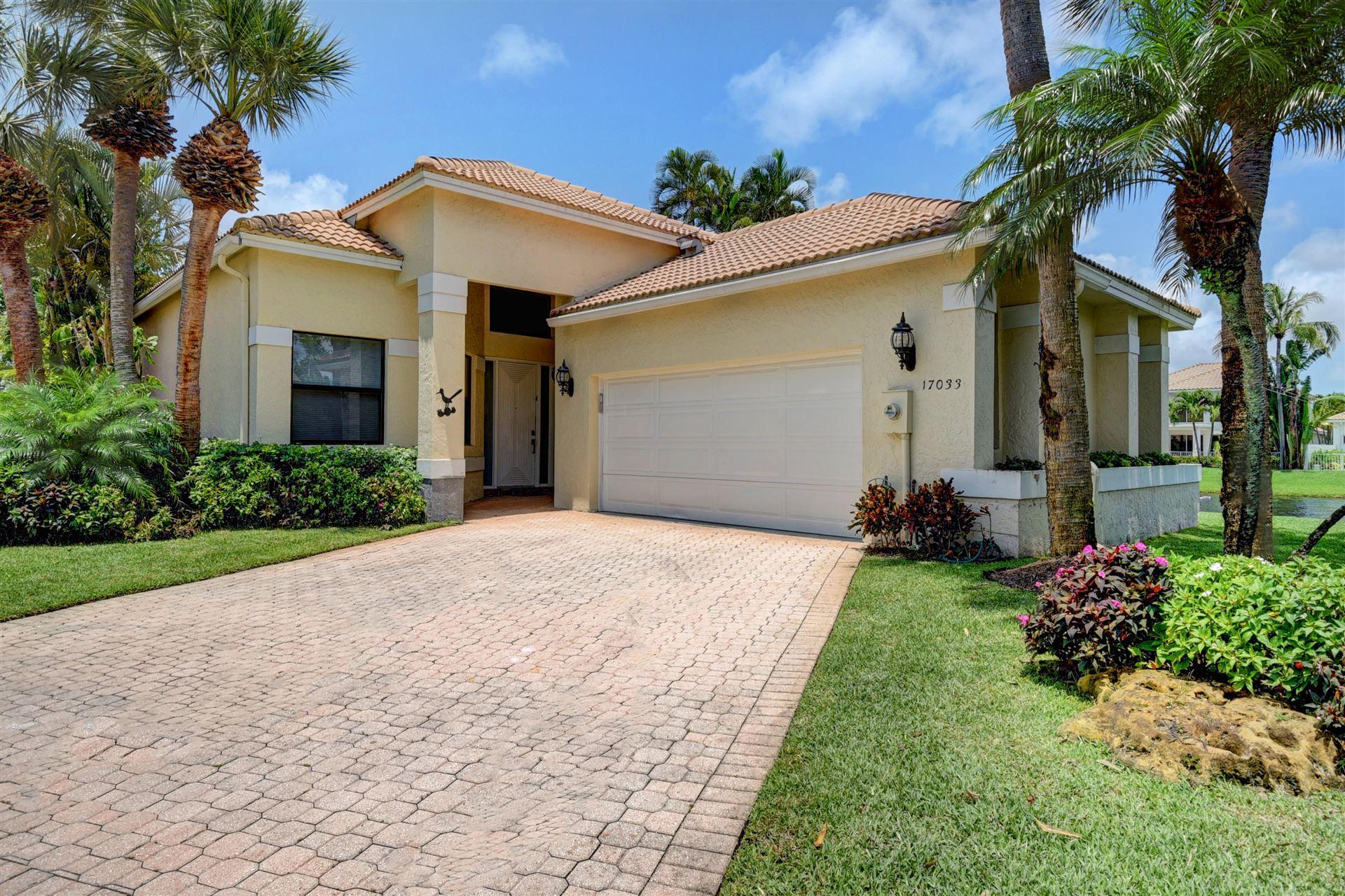 17033 Ryton Lane, Boca Raton, FL 33496 - #: RX-10626190
