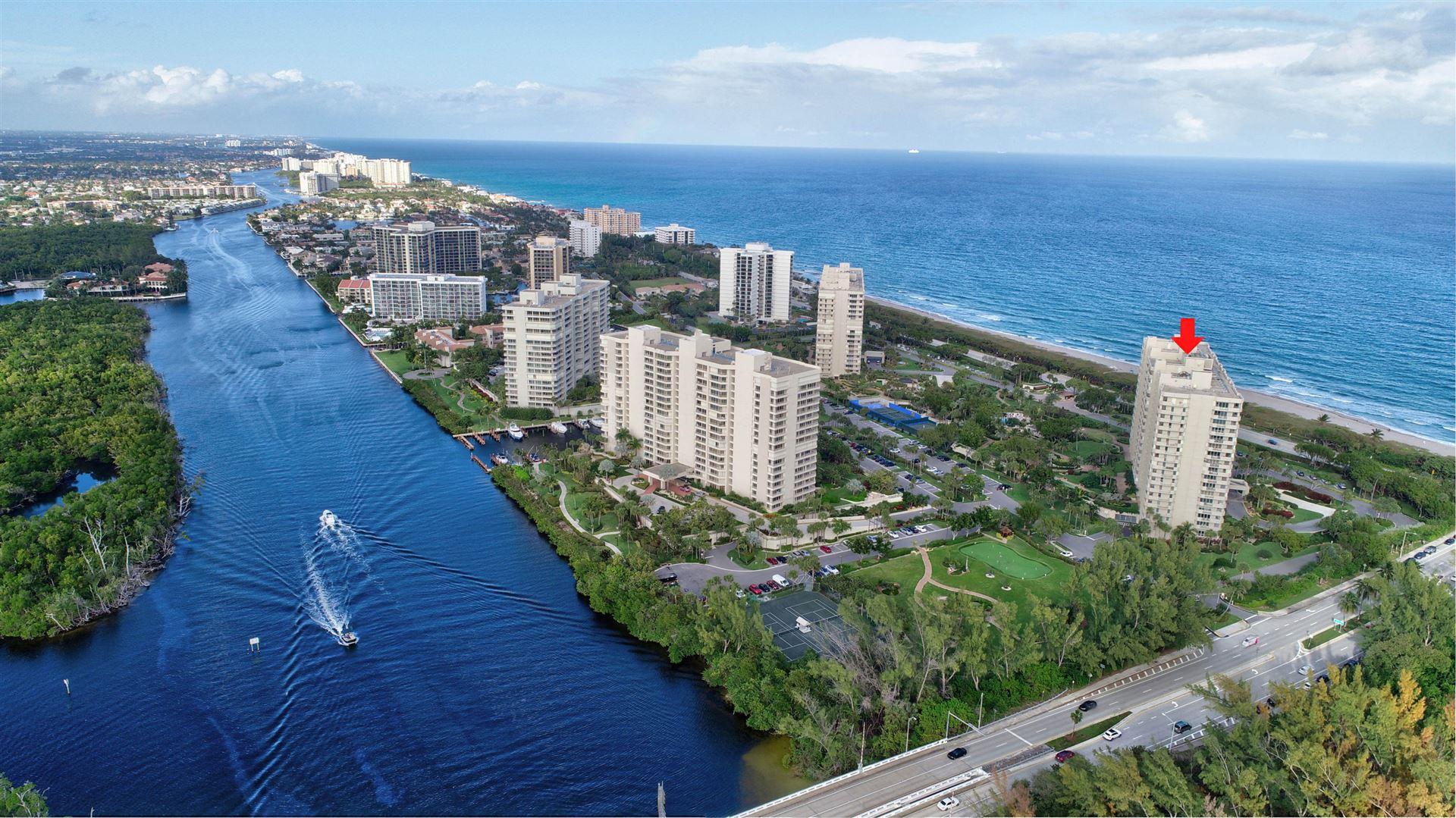 4001 N Ocean Boulevard #906, Boca Raton, FL 33431 - #: RX-10629190