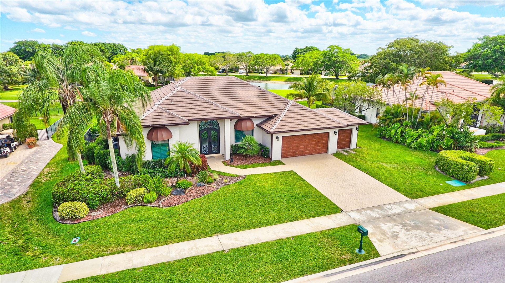 11151 Boca Woods Lane, Boca Raton, FL 33428 - MLS#: RX-10712190