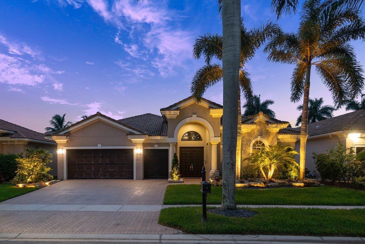 8030 Laurel Ridge Court, Delray Beach, FL 33446 - #: RX-10730190