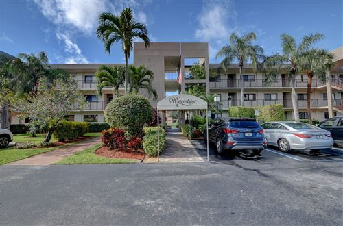 Photo of 5550 Witney Drive #306, Delray Beach, FL 33484 (MLS # RX-10587191)