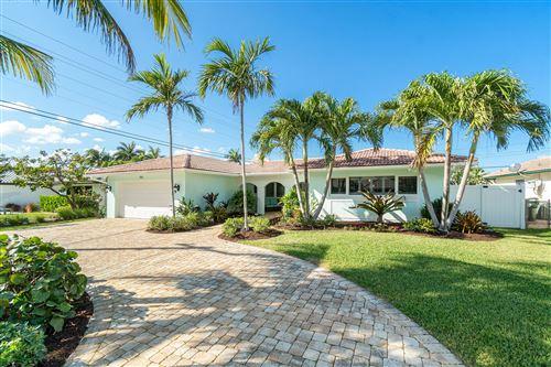 Photo of 755 Cordova Drive, Boca Raton, FL 33432 (MLS # RX-10626191)