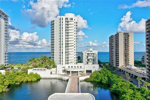 Foto de inmueble con direccion 4600 N Ocean Drive #303 Singer Island FL 33404 con MLS RX-10663191