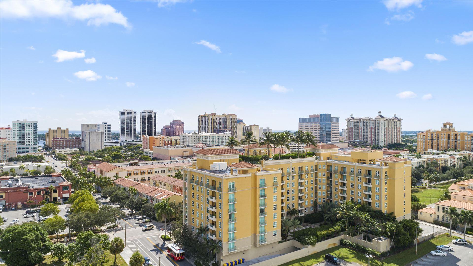 403 S Sapodilla Avenue #506, West Palm Beach, FL 33401 - #: RX-10627191