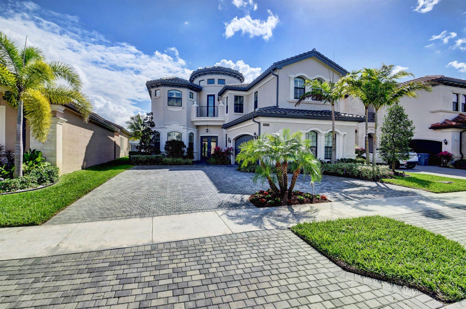 9746 Bozzano Drive, Delray Beach, FL 33446 - #: RX-10692191