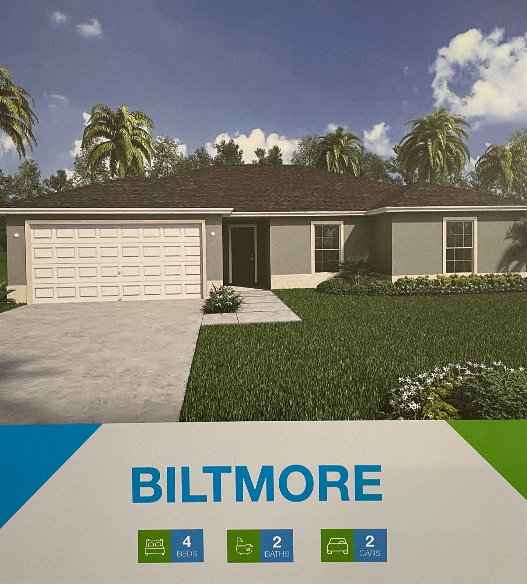 333 NE Gulfstream Avenue, Port Saint Lucie, FL 34983 - MLS#: RX-10716191