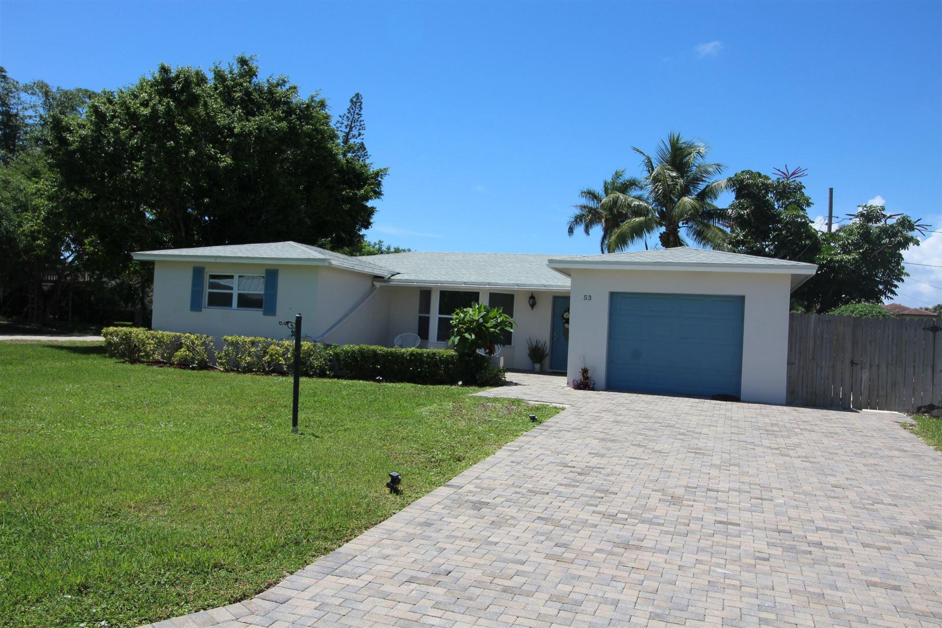53 Palamino Circle, Boca Raton, FL 33487 - MLS#: RX-10727191