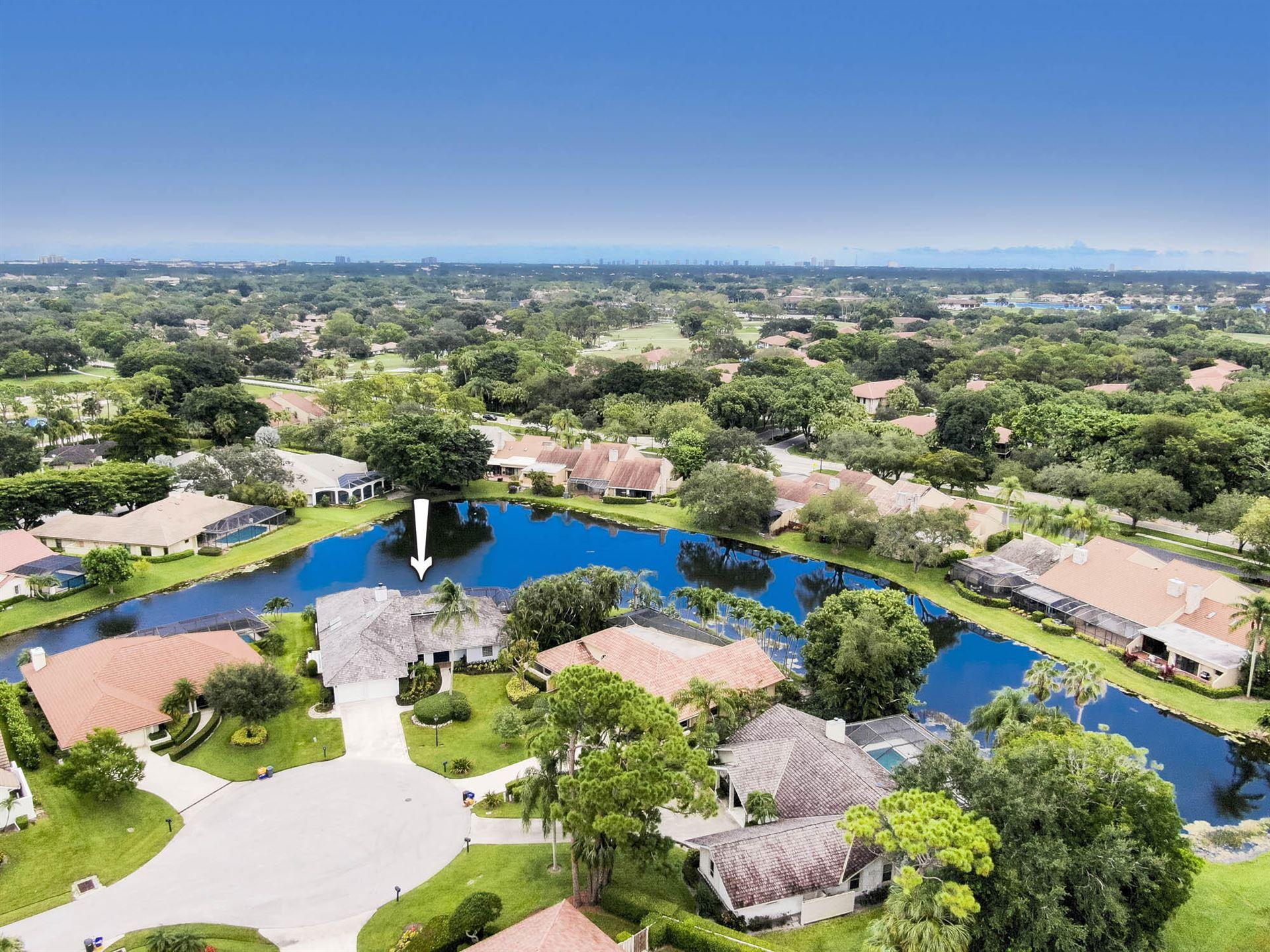 6 Alford Court, Palm Beach Gardens, FL 33418 - MLS#: RX-10734192