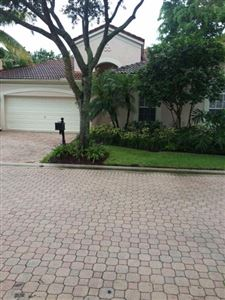 Photo of 6665 NW 42nd Way, Boca Raton, FL 33496 (MLS # RX-10355193)