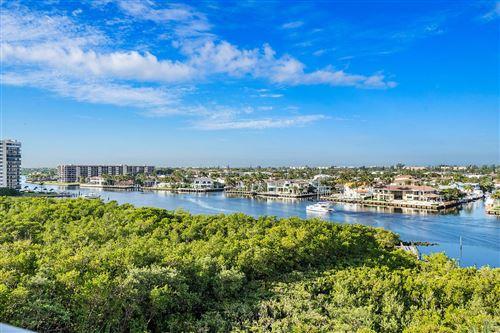 Foto de inmueble con direccion 3720 S Ocean Boulevard #603 Highland Beach FL 33487 con MLS RX-10597193