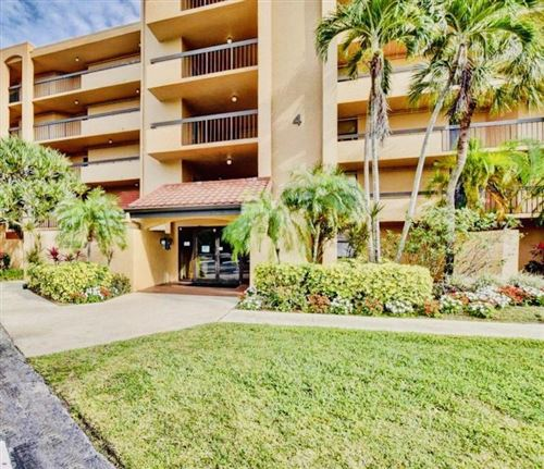 Photo of 2255 Lindell Boulevard #4211, Delray Beach, FL 33444 (MLS # RX-10602193)
