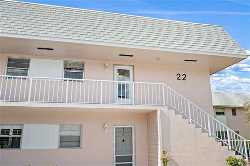 Photo of 18081 SE Country Club Drive #220, Tequesta, FL 33469 (MLS # RX-10686193)