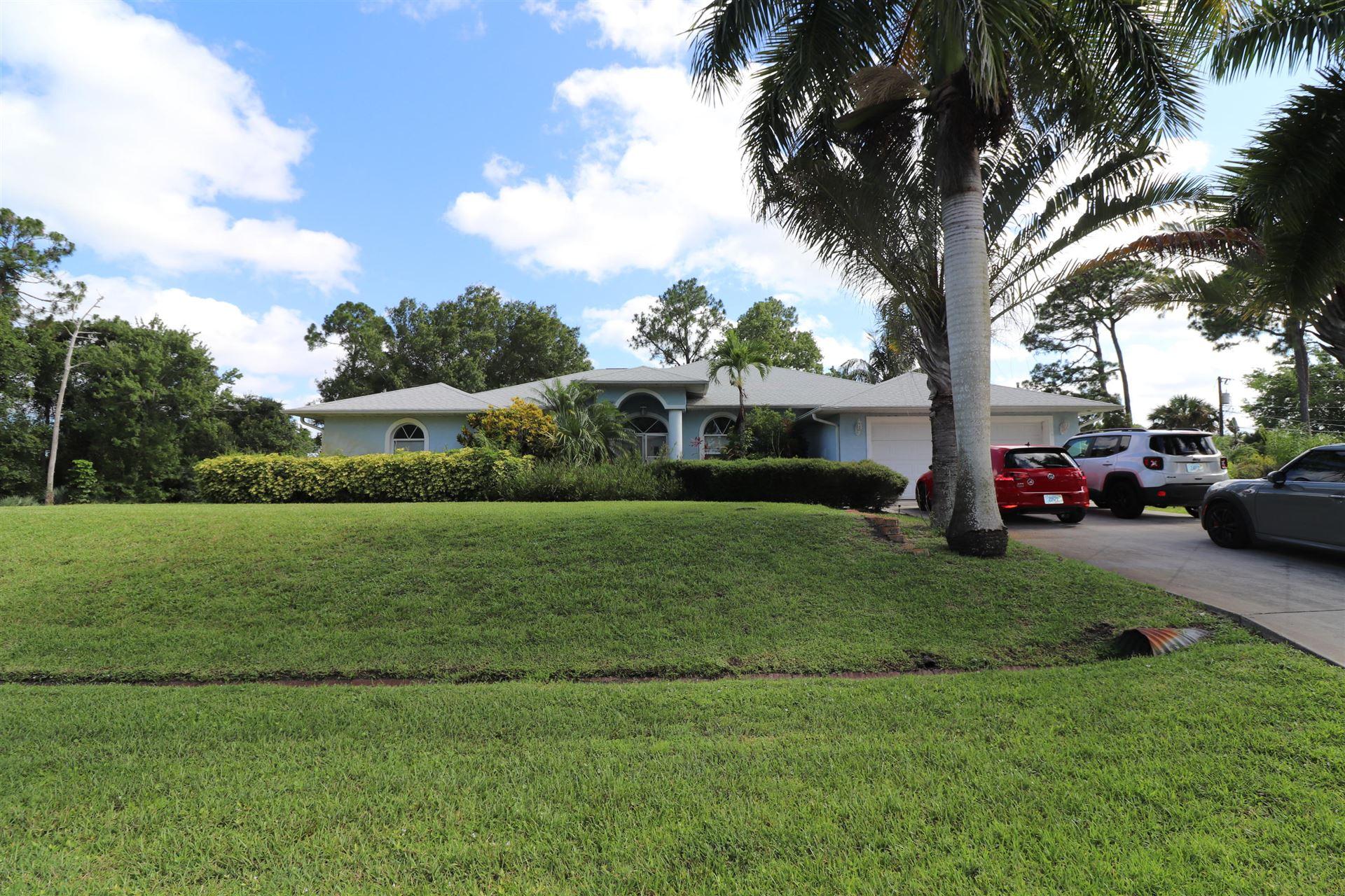 1090 SE Shakespeare Avenue, Port Saint Lucie, FL 34983 - #: RX-10630193