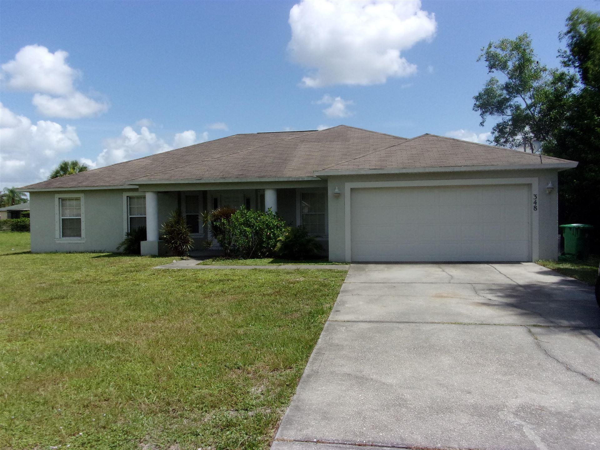 348 SW Tulip Boulevard, Port Saint Lucie, FL 34953 - #: RX-10637193