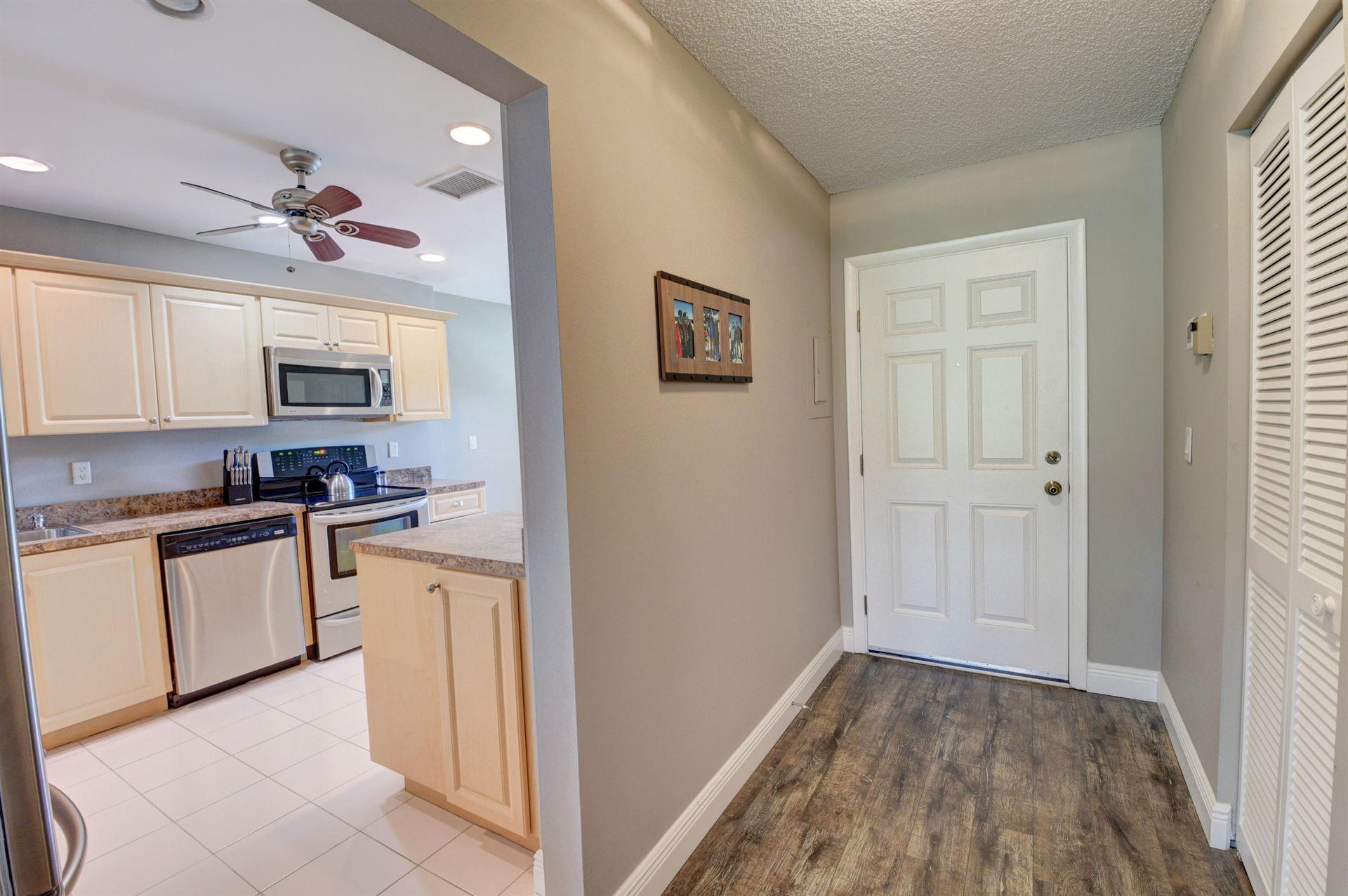 25 Westgate Lane #D, Boynton Beach, FL 33436 - #: RX-10643193