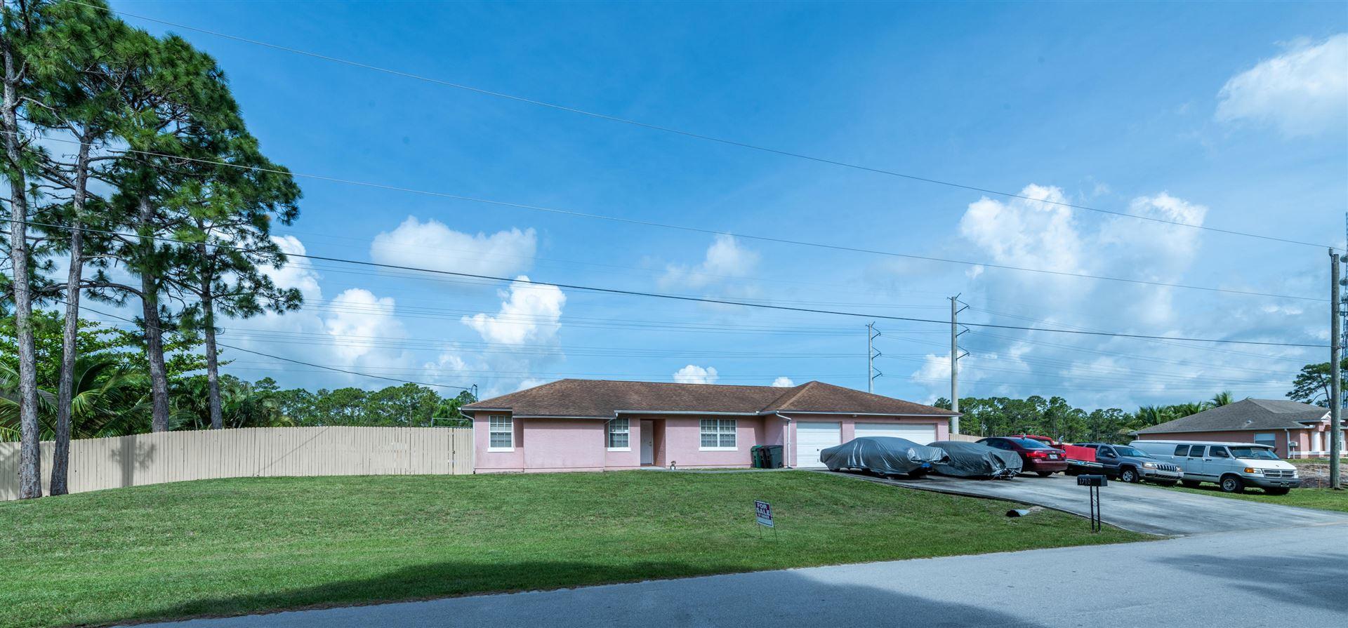 1710 SW Mackenzie Street, Port Saint Lucie, FL 34953 - #: RX-10712193