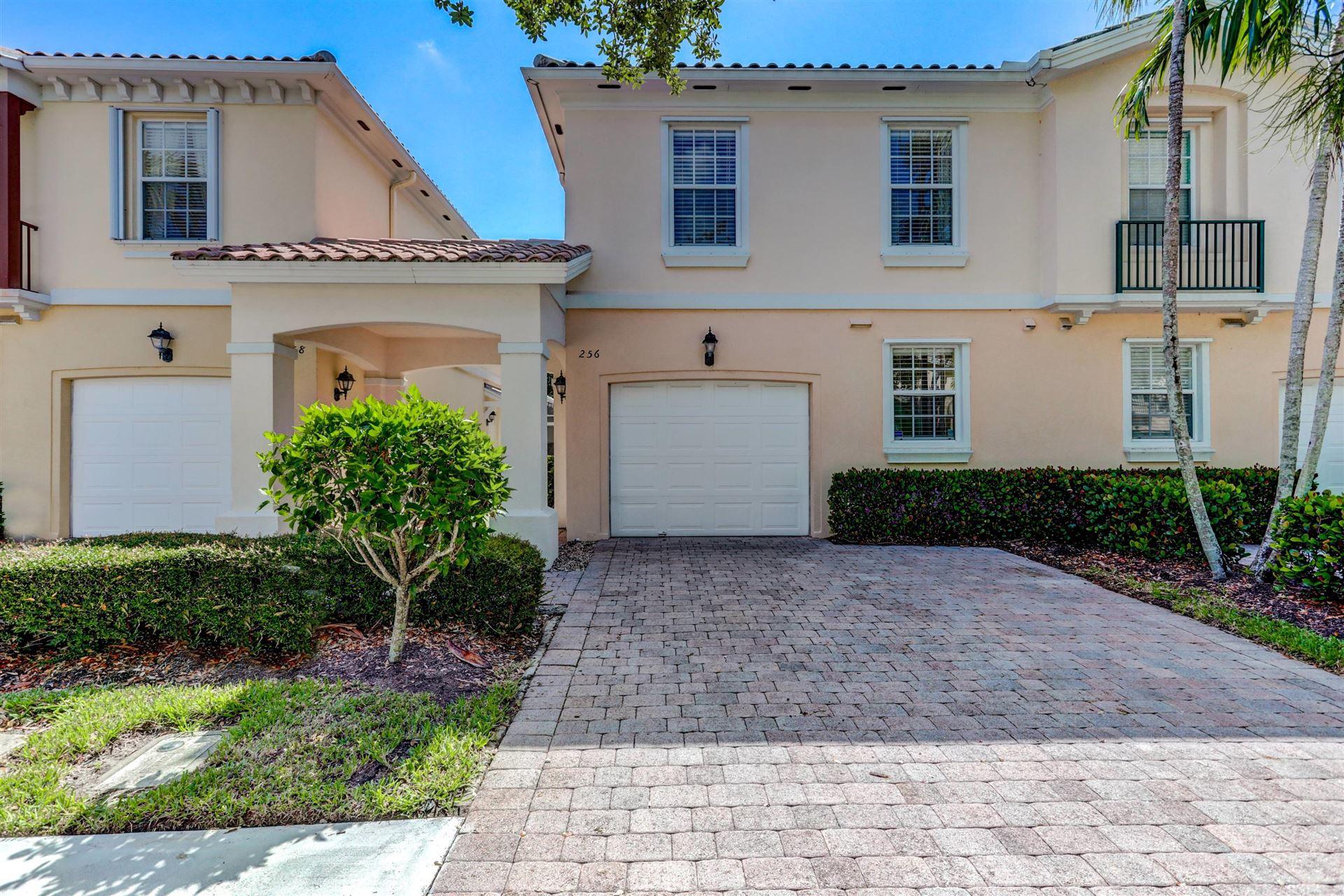 256 Fortuna Drive, Palm Beach Gardens, FL 33410 - MLS#: RX-10722193