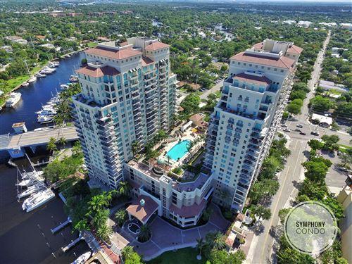Photo of 610 W Las Olas Boulevard #214n, Fort Lauderdale, FL 33312 (MLS # RX-10686194)