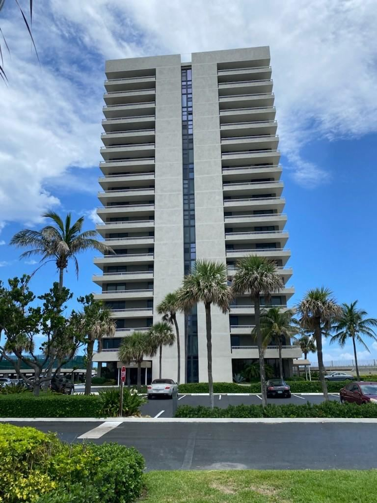 Photo of 5540 N Ocean Drive #18 D, Singer Island, FL 33404 (MLS # RX-10717194)