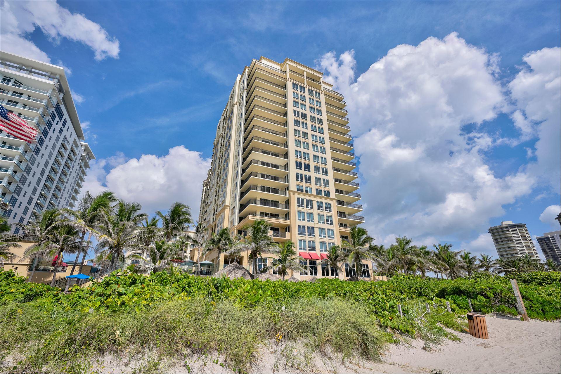3800 N Ocean Drive Drive #414, Riviera Beach, FL 33404 - MLS#: RX-10728194