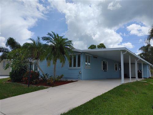 Photo of 8396 Gallberry Circle, Port Saint Lucie, FL 34952 (MLS # RX-10736195)