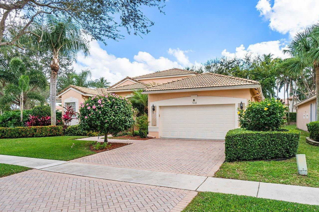7642 New Ellenton Drive, Boynton Beach, FL 33437 - #: RX-10681195
