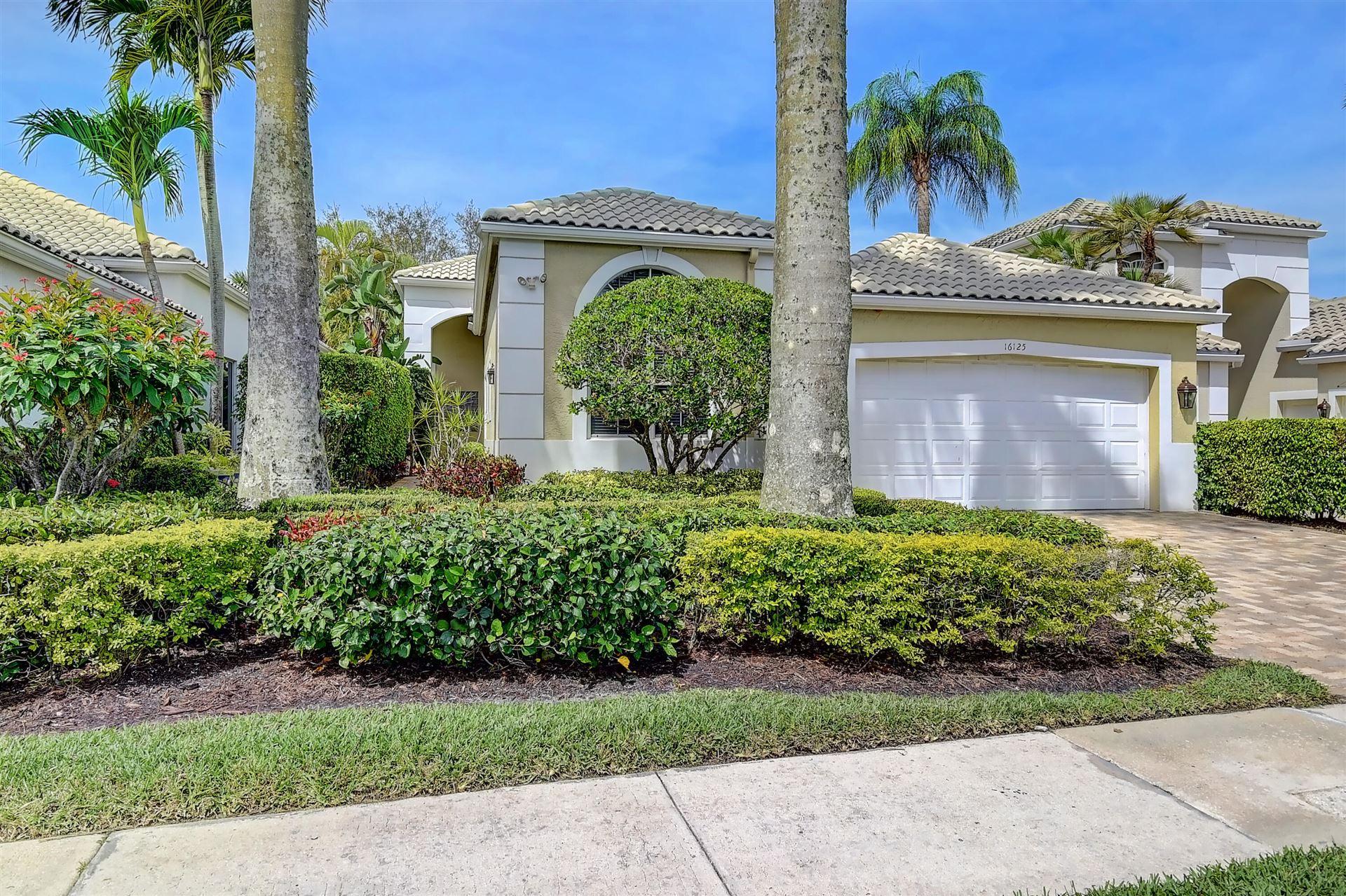 16125 Villa Vizcaya Place, Delray Beach, FL 33446 - #: RX-10703195