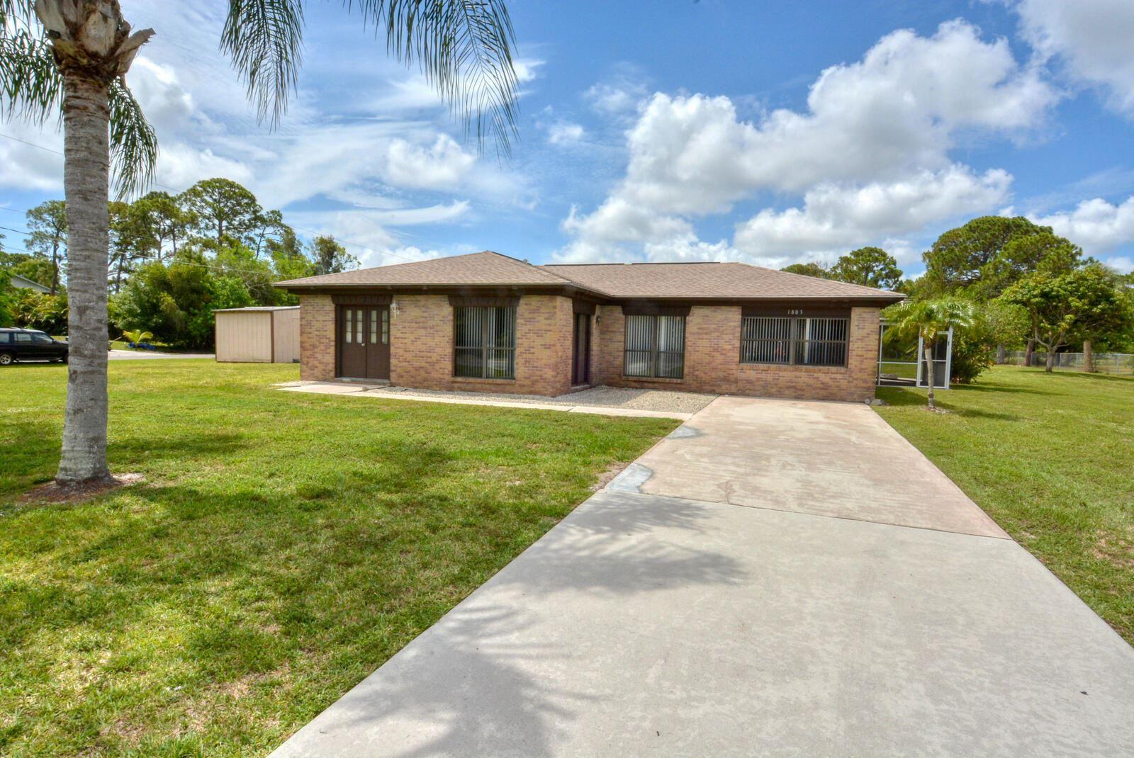 1803 Easy Street, Fort Pierce, FL 34982 - #: RX-10723195