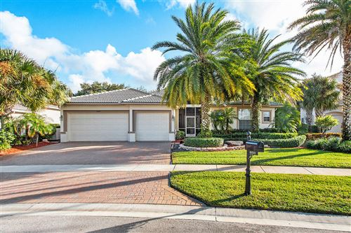 Photo of Listing MLS rx in 11869 Osprey Point Circle Wellington FL 33449