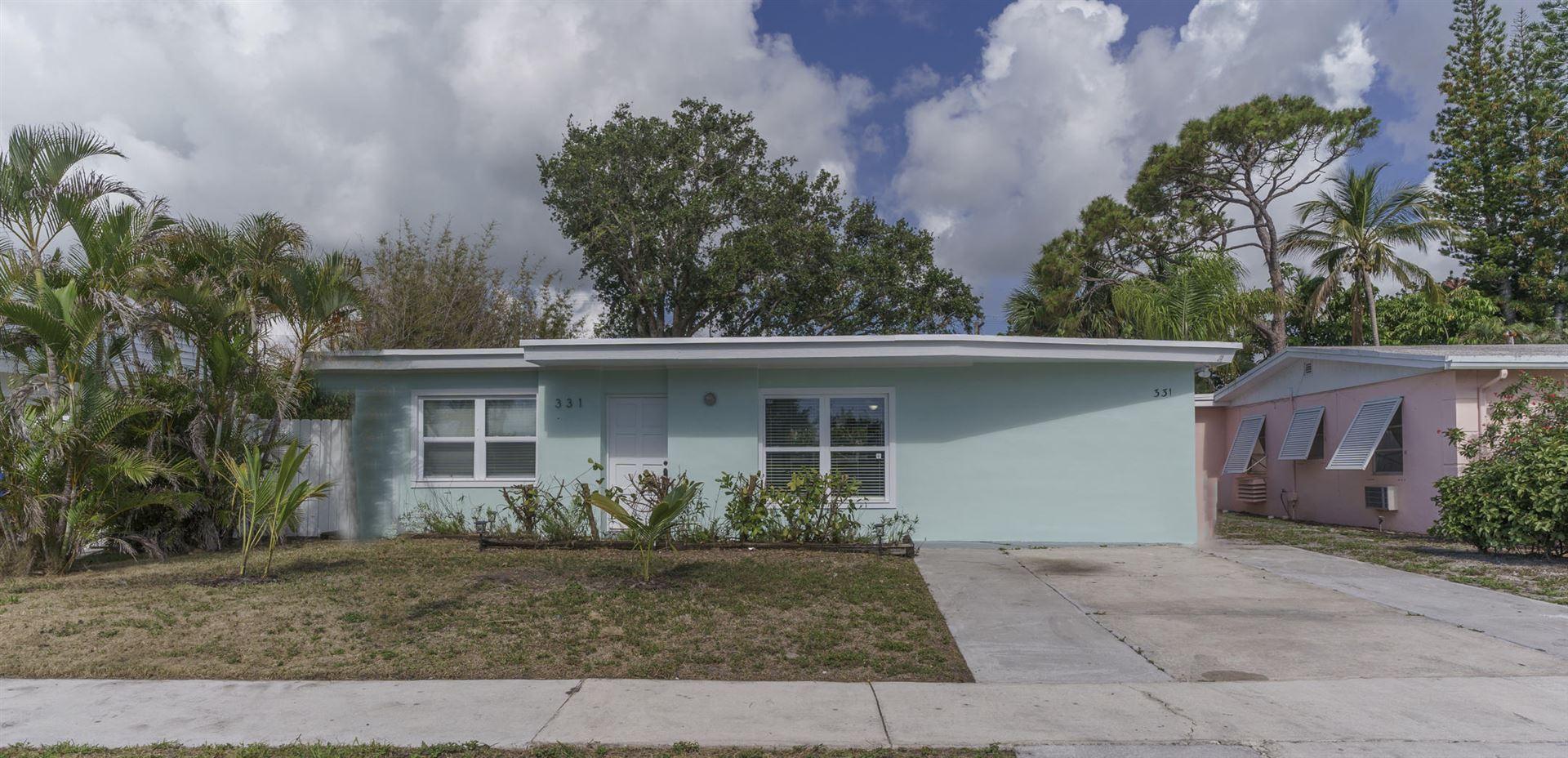 331 Pinewood Street, Lantana, FL 33462 - MLS#: RX-10716196